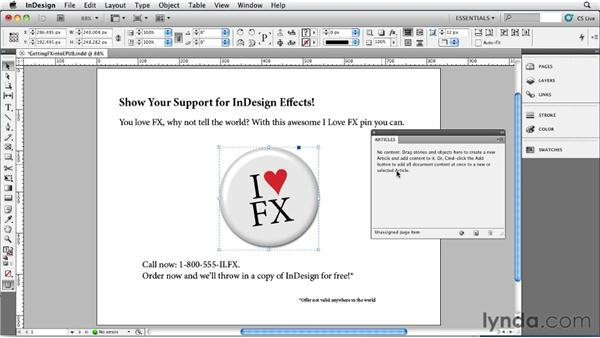 014 Getting Effects into Ebooks: InDesign FX