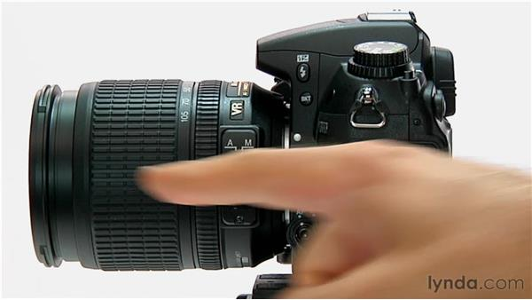 What is an SLR?: Shooting with the Nikon D7000