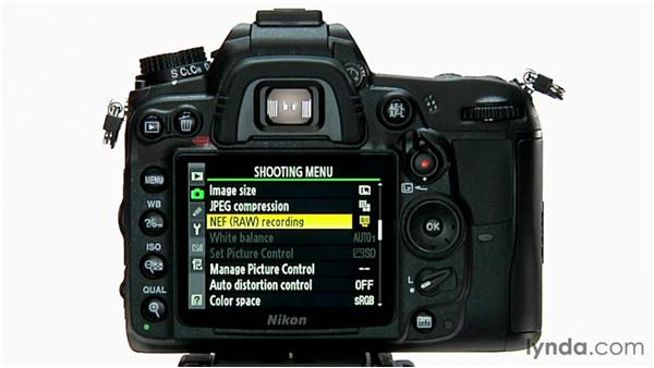 Navigating the menus and understanding factory defaults: Shooting with the Nikon D7000
