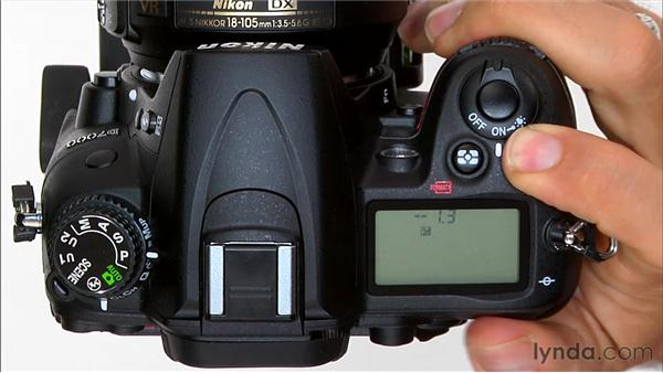 Exposure compensation: Shooting with the Nikon D7000