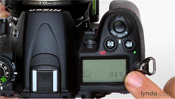 Image format and size: Shooting with the Nikon D7000