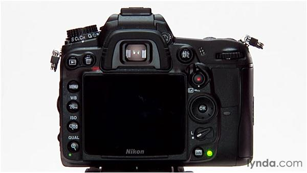 Continuous mode: Shooting with the Nikon D7000