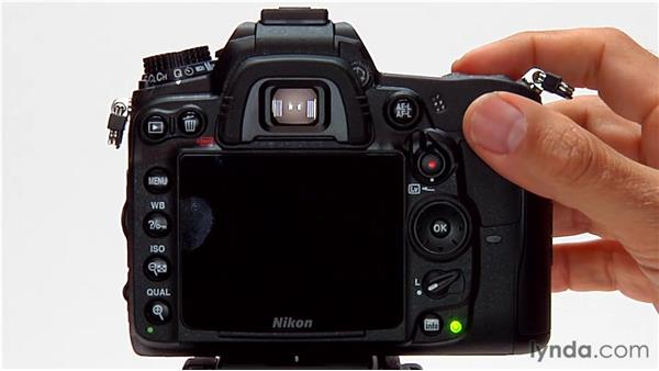 Quiet mode: Shooting with the Nikon D7000