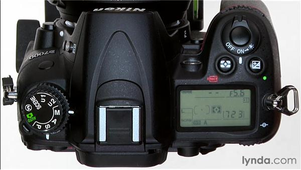 Remote control and Bulb mode: Shooting with the Nikon D7000