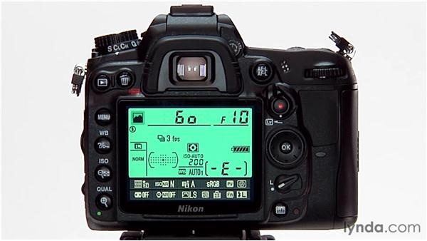 Scene modes and image format: Shooting with the Nikon D7000
