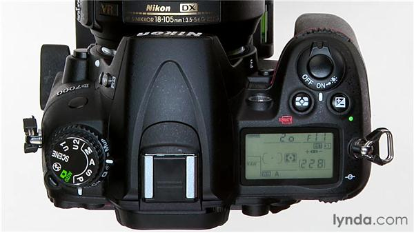 User modes: Shooting with the Nikon D7000