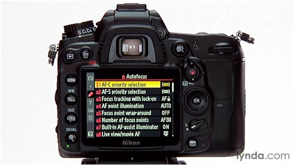 Focus Priority: Shooting with the Nikon D7000