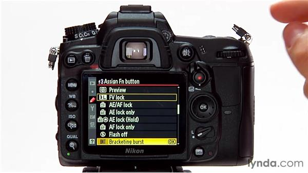 The Assign Fn button: Shooting with the Nikon D7000