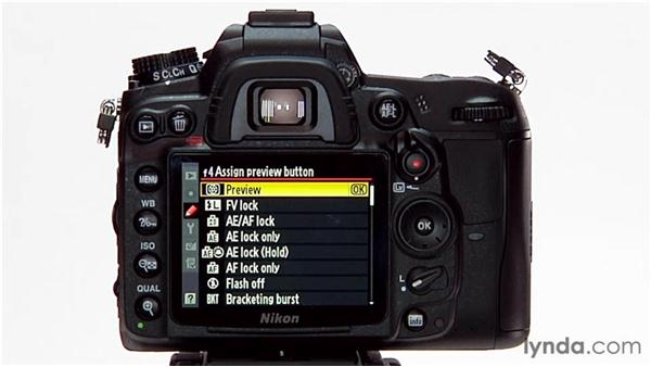 The Assign Preview button: Shooting with the Nikon D7000