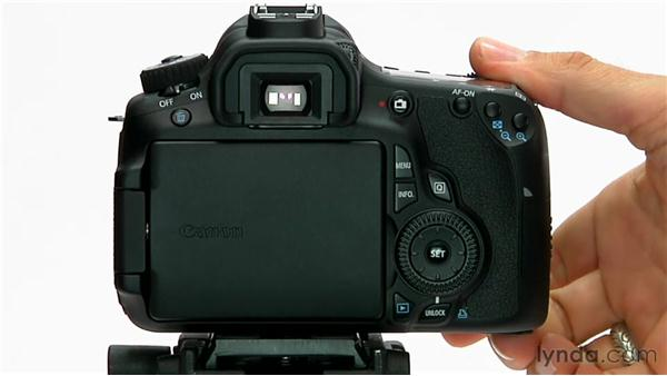 Batteries and media cards: Shooting with the Canon 60D