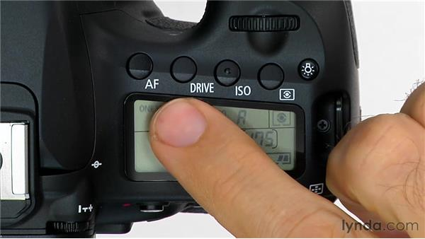 Focus modes: Shooting with the Canon 60D
