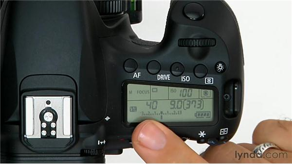 Aperture Priority mode: Shooting with the Canon 60D