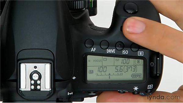 Manual mode: Shooting with the Canon 60D