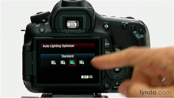 the auto lighting optimizer