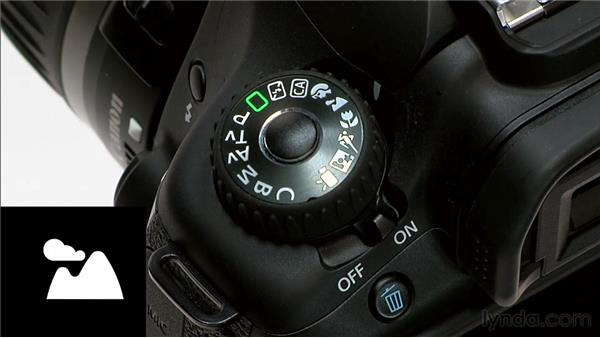 Scene modes and image format: Shooting with the Canon 60D