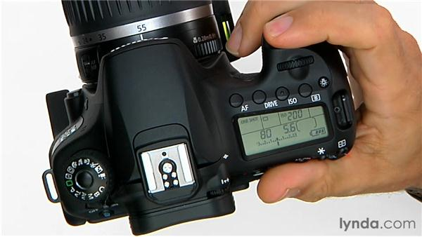 Configuring and activating video: Shooting with the Canon 60D