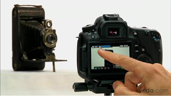 Movie playback: Shooting with the Canon 60D