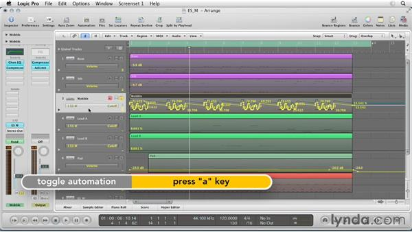 Composing with the ES M: Virtual Instruments in Logic Pro