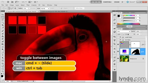 How RGB works: Photoshop Masking and Compositing: Fundamentals
