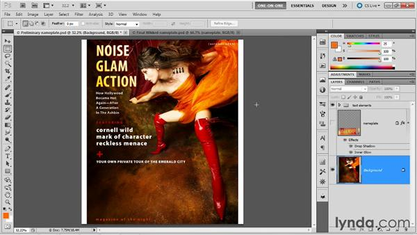 What to do when layers go wrong: Photoshop Masking and Compositing: Fundamentals