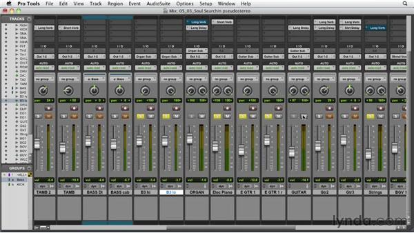 Avoiding pseudo-stereo: Audio Mixing Bootcamp