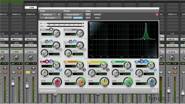 Understanding equalizer parameters: Audio Mixing Bootcamp