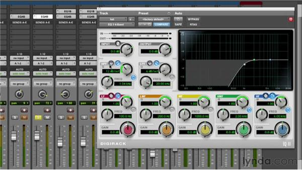 Equalizing the hi-hat: Audio Mixing Bootcamp