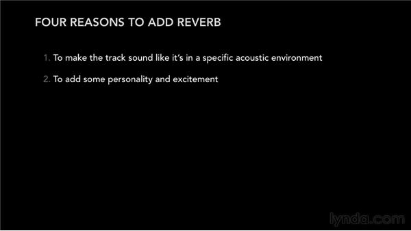 Learning the principles of reverb: Audio Mixing Bootcamp
