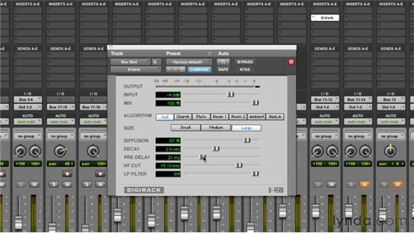 Understanding reverb parameters: Audio Mixing Bootcamp