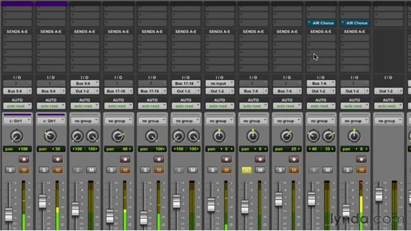 Modulating the vocals: Audio Mixing Bootcamp