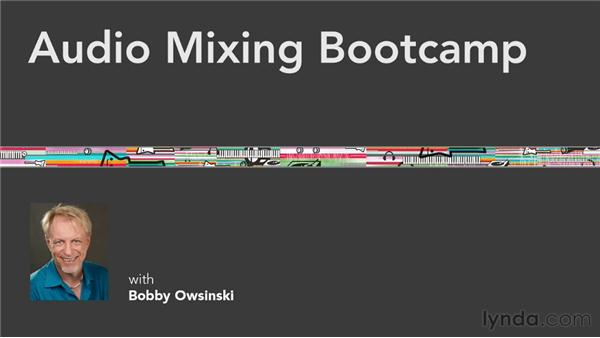 Goodbye: Audio Mixing Bootcamp