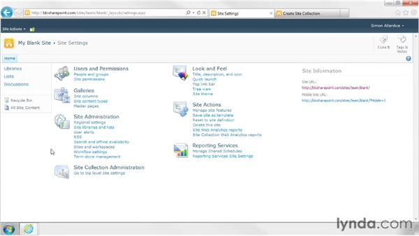 Creating a new site: SharePoint Designer 2010: Branding SharePoint Sites