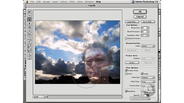 viewing layers: New in Photoshop 7