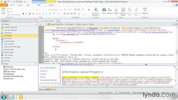 Creating inline and embedded CSS styles: SharePoint Designer 2010: Branding SharePoint Sites