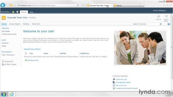 Default navigation: SharePoint Designer 2010: Branding SharePoint Sites
