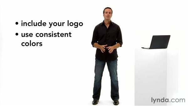 Branding consistently: Email Marketing Basics