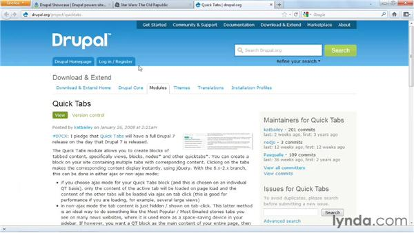 An entertainment company: Drupal 7: Reporting and Visualizing Data