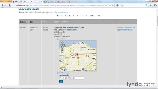 An organization with hyperlocal branches: Drupal 7: Reporting and Visualizing Data