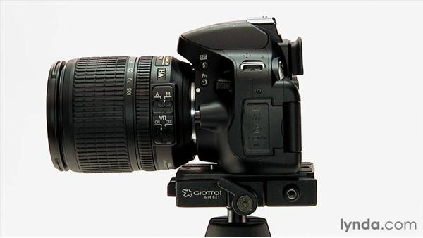 What is an SLR?: Shooting with the Nikon D5100
