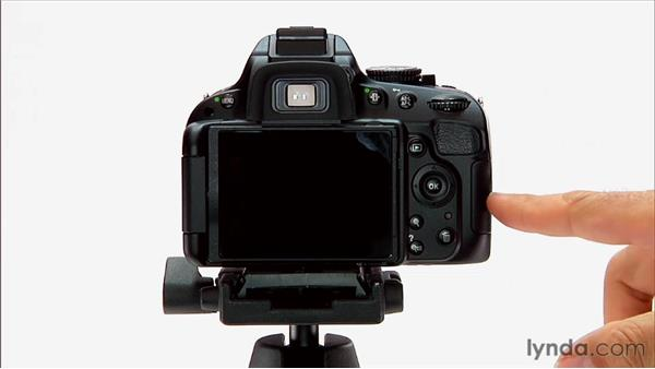 Basic camera anatomy: Shooting with the Nikon D5100