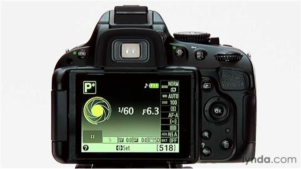 Autofocus, Area mode, and focus points: Shooting with the Nikon D5100