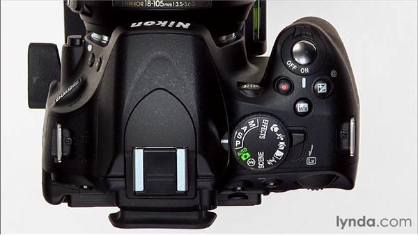 Self-timer: Shooting with the Nikon D5100