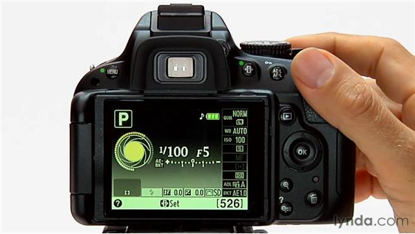 Exposure bracketing: Shooting with the Nikon D5100