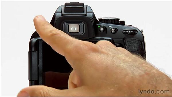 Auto distortion control: Shooting with the Nikon D5100