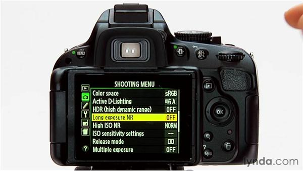 High ISO noise reduction: Shooting with the Nikon D5100