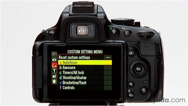 The built-in AF-assist illuminator: Shooting with the Nikon D5100