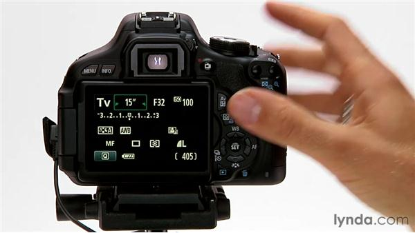 Remote controls and Bulb mode: Shooting with the Canon Rebel T3i (600D and Kiss X5)
