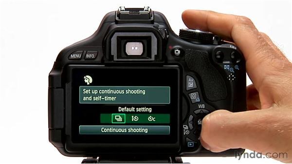 Scene modes and image formats: Shooting with the Canon Rebel T3i (600D and Kiss X5)
