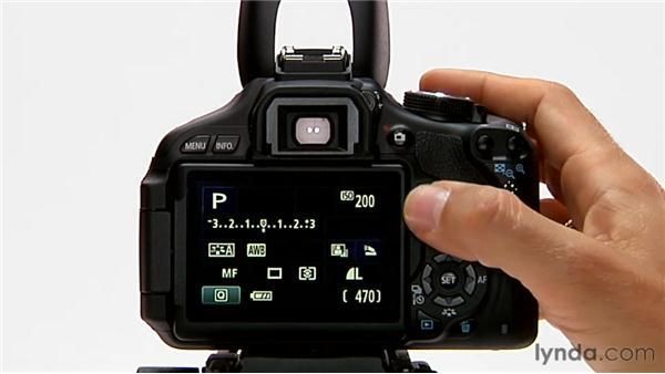 flash exposure compensation rh lynda com Online Manual Canon T3i Online Manual Canon T3i