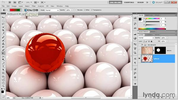Where to find blending options: Photoshop Masking and Compositing: Advanced Blending
